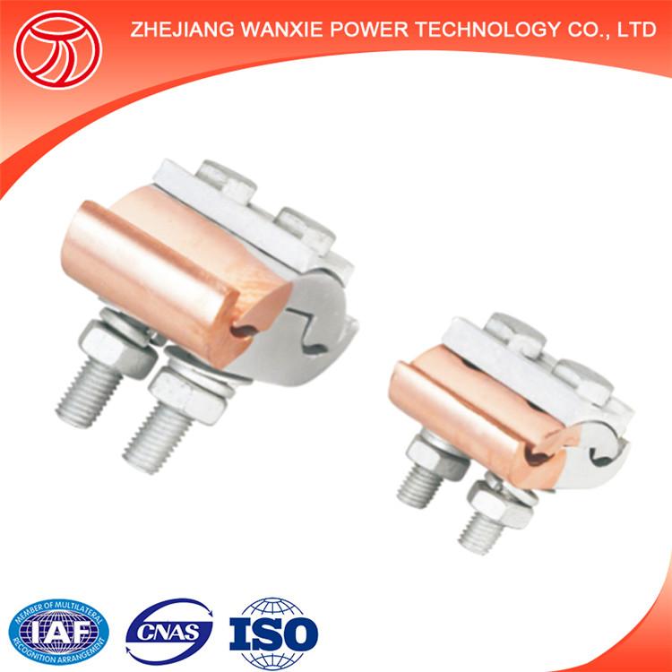 Overhead line accessories Parallel Groove Clamps aluminum/ al-cu PG clamps