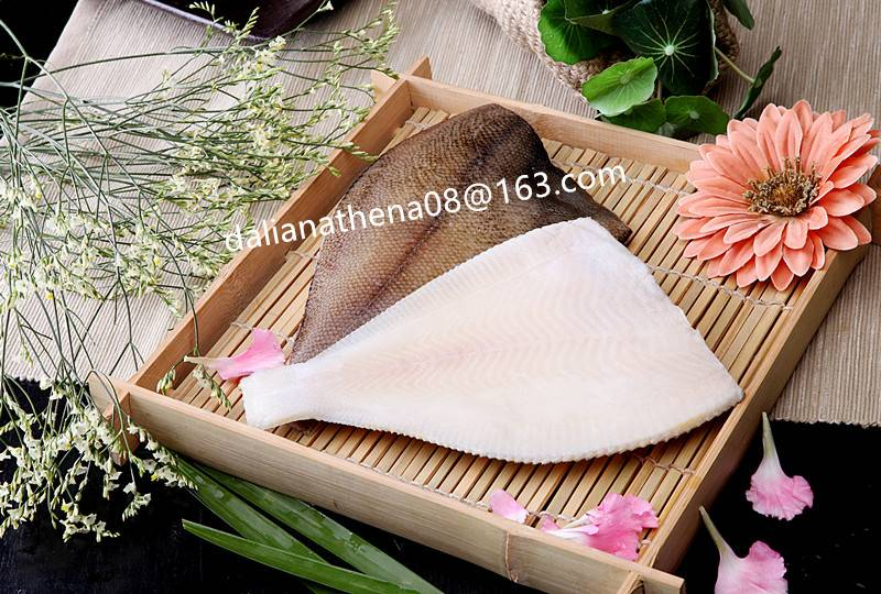 Frozen seafood Yellow Fin Sole