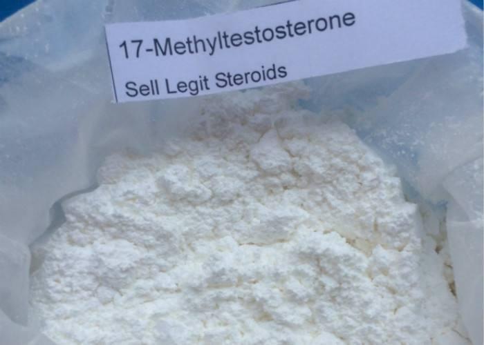 17-Methyltestosterone Raw Powder with High Quality