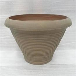 Contemporary Round Flower Pot/ Planter/ Garden pot/ Plant pot