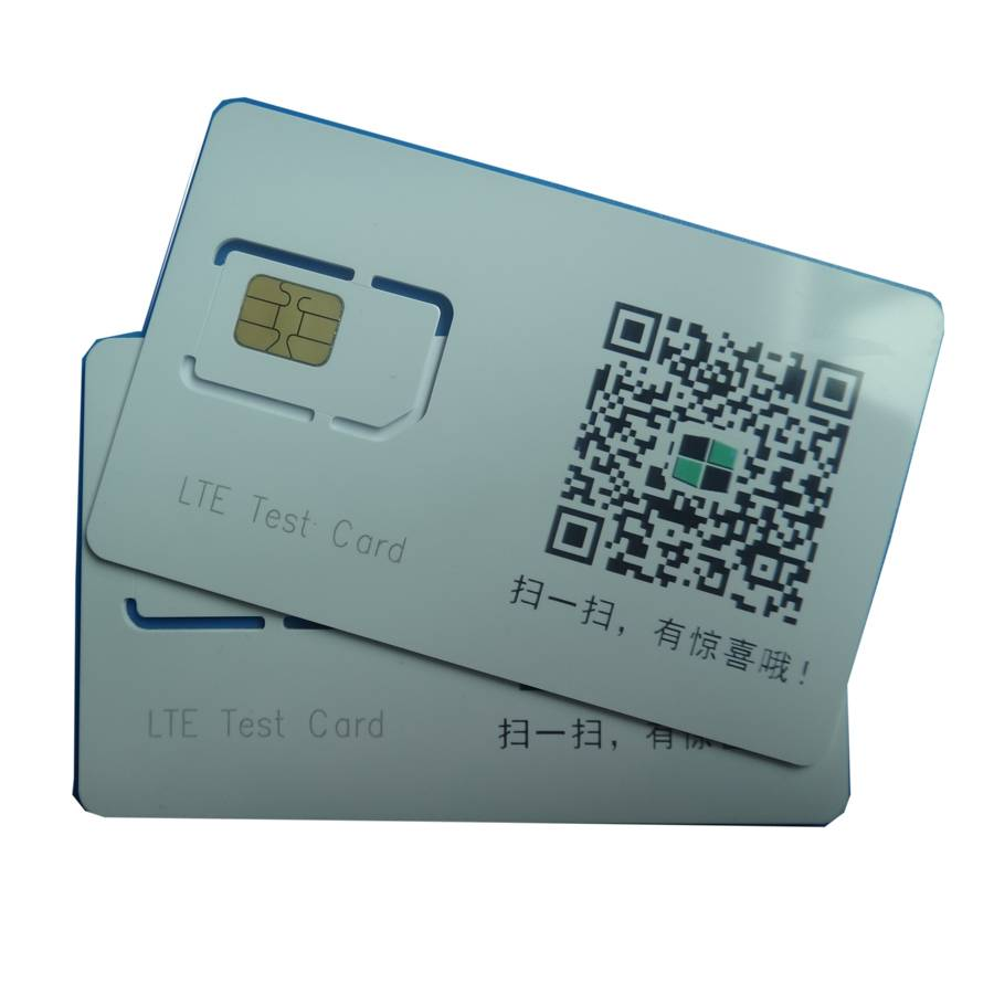 LTE usim card for telecom