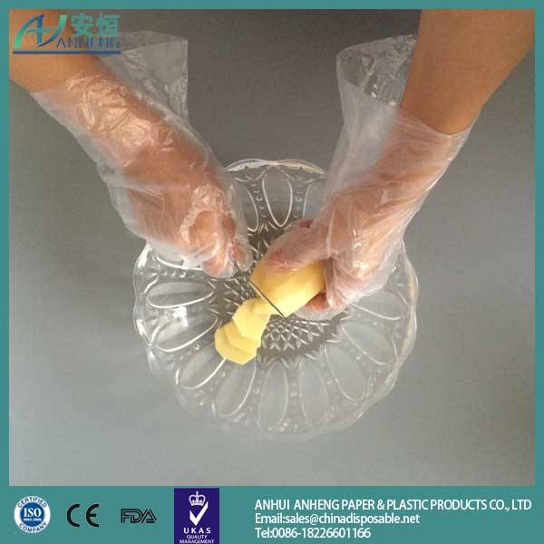 Pro disposable gloves for hair removal