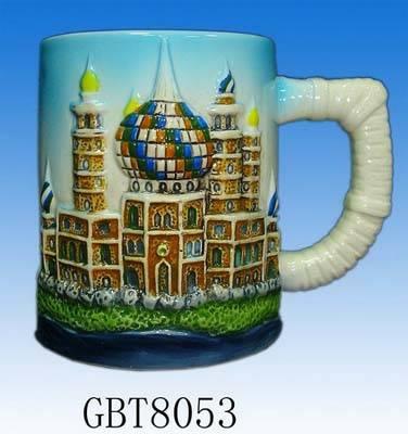 Ceramic (dolomite) mug
