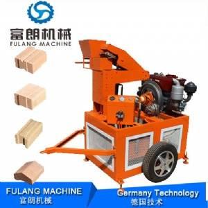 FL1-20 Hydraform Brick Machine- FL1-20