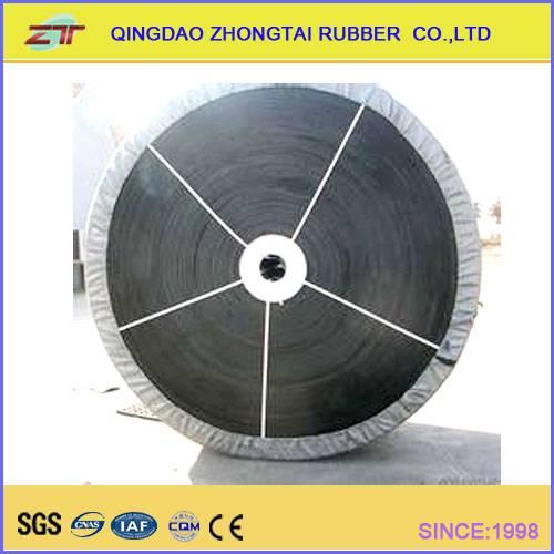 General Rubber Conveyor Belt Used in Transportation