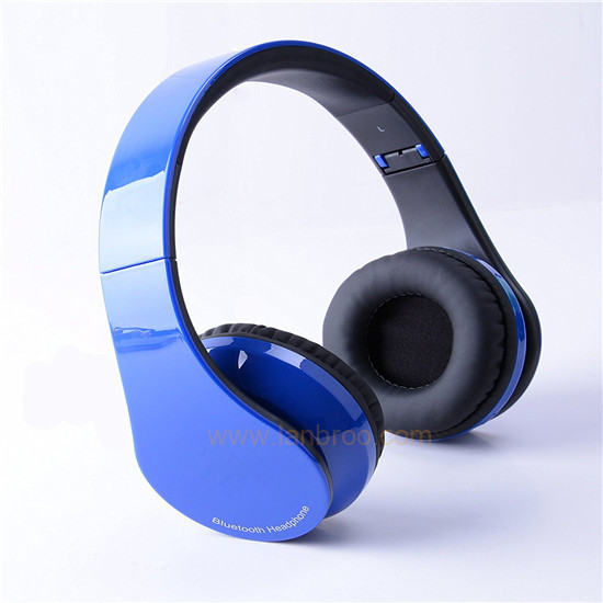 HiFi Wireless Bluetooth Headphone for Cell Phone/Laptop/PC/Tablet