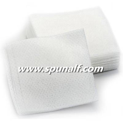 Viscose polyester spunlace nonwoven fabric for wet wipes towel/cleaning cloth wipes