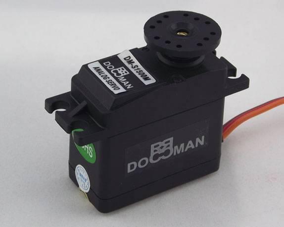 DM-S1500M metal gear 15kg rc servo
