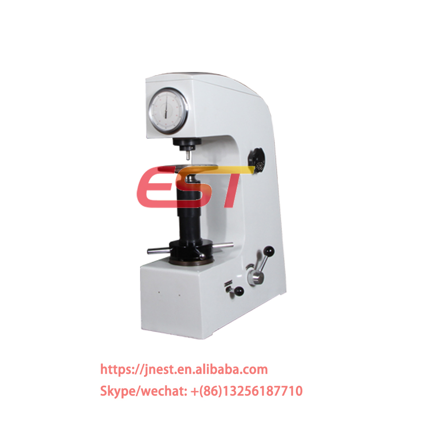 Cheap price HR-150A manual metal rockwell hardness tester