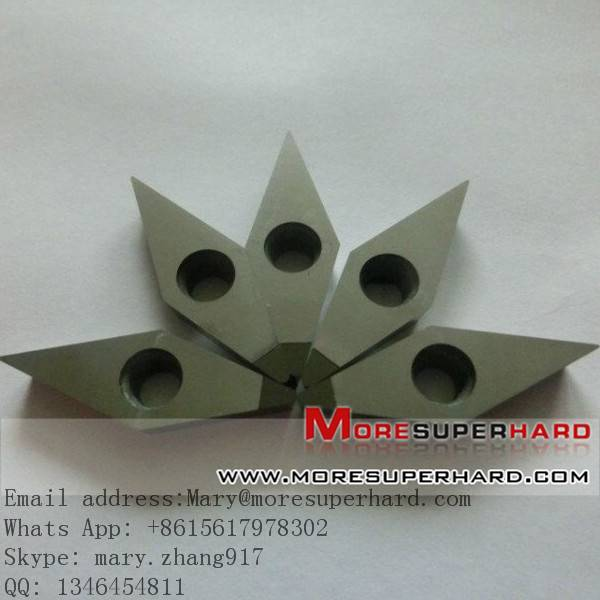 pcd cutting tool and PCD turning inserts