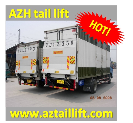 AZH 1500 kg tail lift