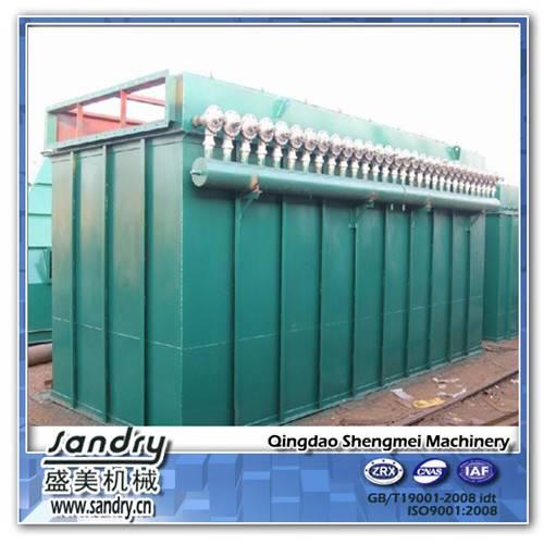 ISO9001 industrial DMC pulse bag filter