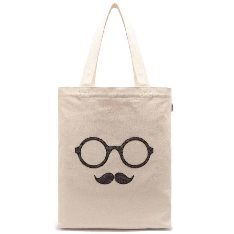 Wholesale cotton tote shopping bag