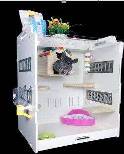 Chinchilla cage/house