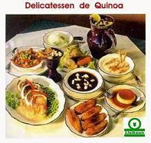 QUINOA (quinua) cereal grain