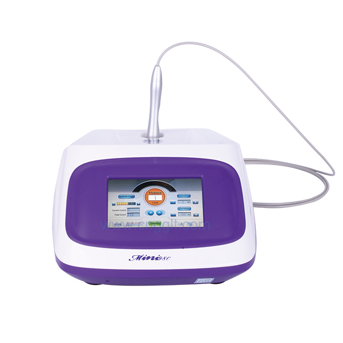 30W 980nm diode laser portable machine for spider veins & vascular removal,blood vassels removal