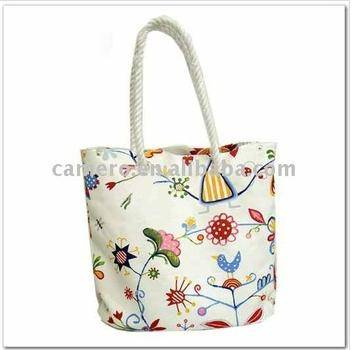 2014 Promotional Tote Bag with colorful printing