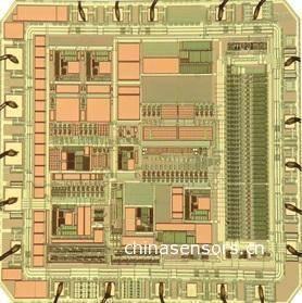 Capacitive acceleration sensor