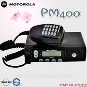 Motorola PM400 digital mobile radio for car based sation walkie talkie radios Quick Details
