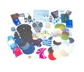 Metallographic Consumables for Cutting/Mounting/Grinding/Polishing