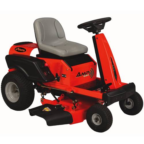 """Ariens AMP™ Rider (34"""") Electric Battery-Powered Riding Lawn Mower"""