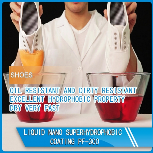 Nano Super Hydrophobic Coating For Clothes Shoes