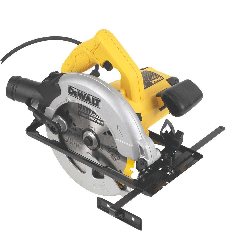 DeWalt DWE560-GB 1350W 184mm Circular Saw 240V Power Tool