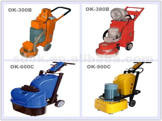 OK-300B wood floor low speed polisher,Brand new tool and cutter grinding machine for wholesales