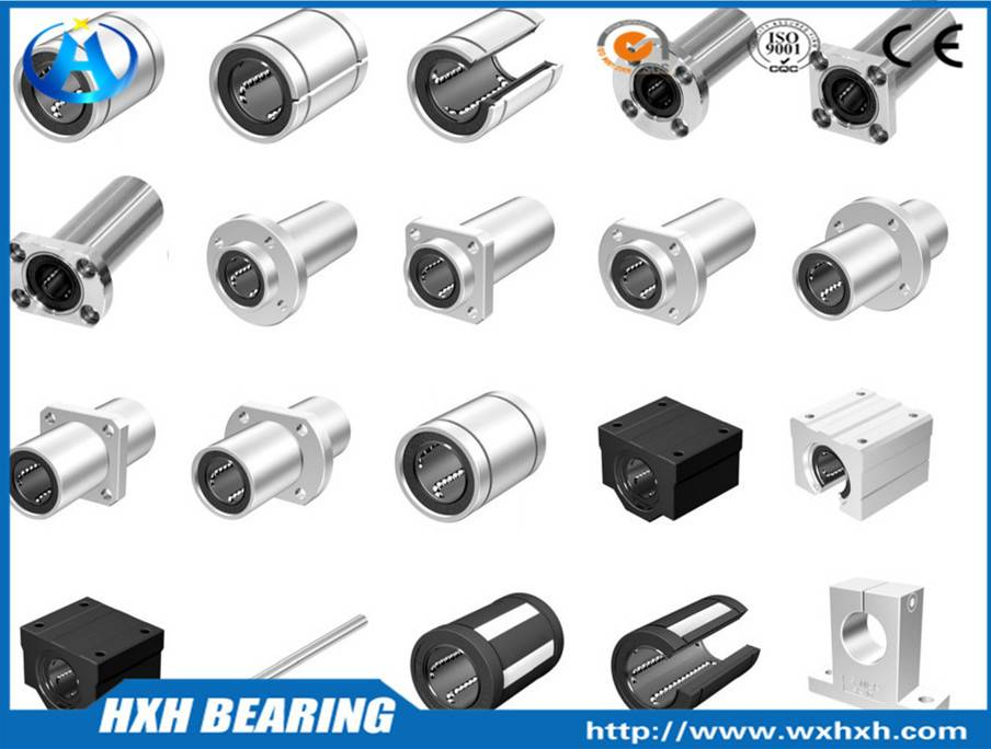 LM8UU linear bearing ABEC-5 GCr15
