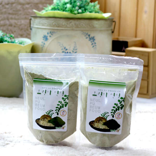 Natural flavors by nature, PU REUM(Green) FOOD