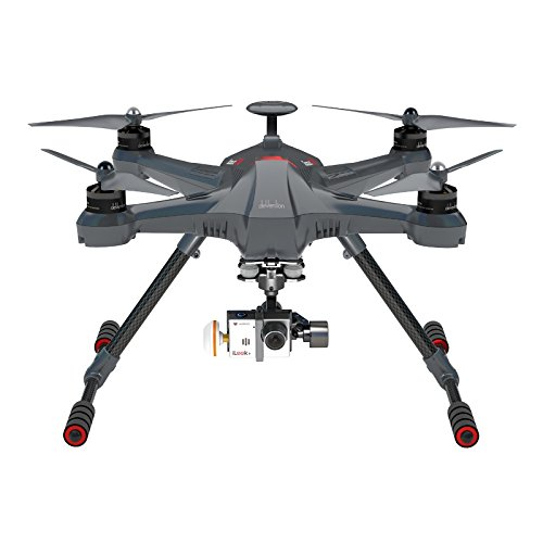 Walkera Scout X4 Ready to Fly FPV RC Quadcopter with Ground Station, 3 Axis Brushless Gimbal, iLook+