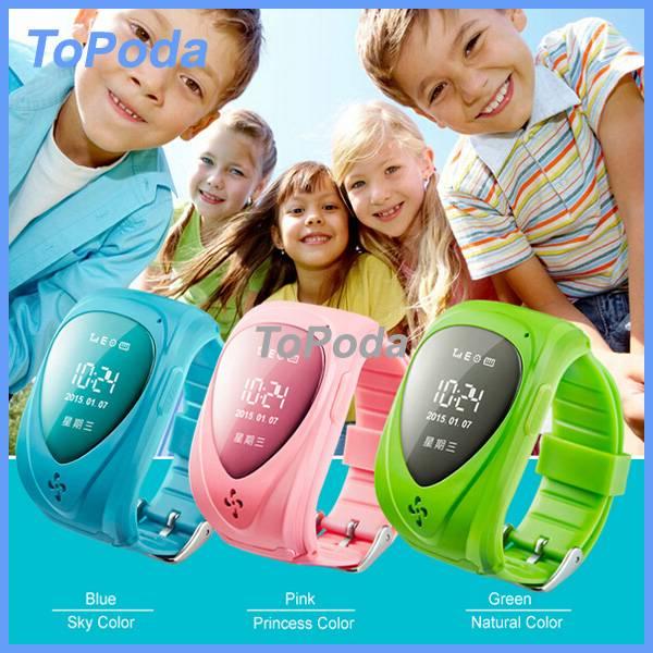 Digital gps smart watch for kid,smart watch