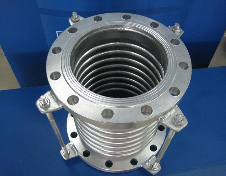 compensator stainless steel bellows expansion joint DN200 PN16