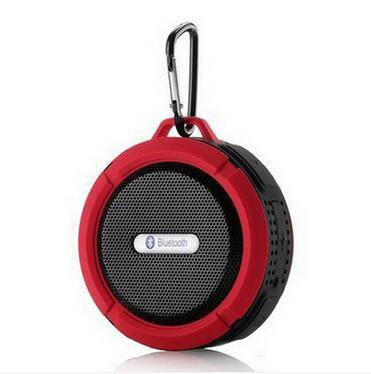 Outdoor Portable Waterproof Bluetooth Wireless Speaker
