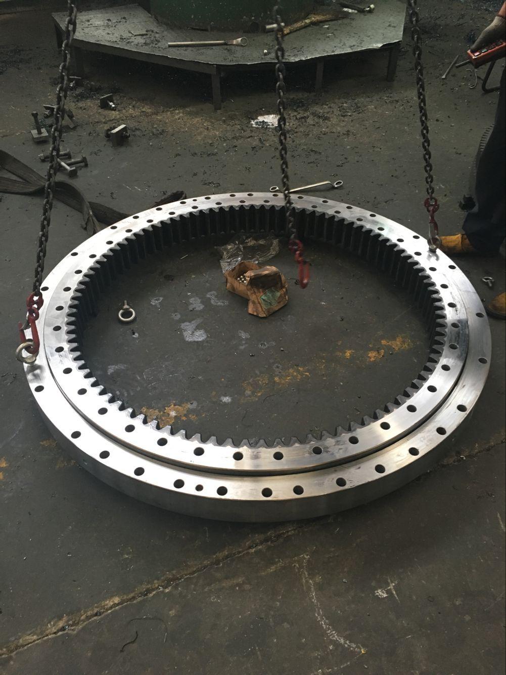 EC140 Slewing Ring, EC140 Excavator Slew Ring, EC140 Excavator Slewing Bearing