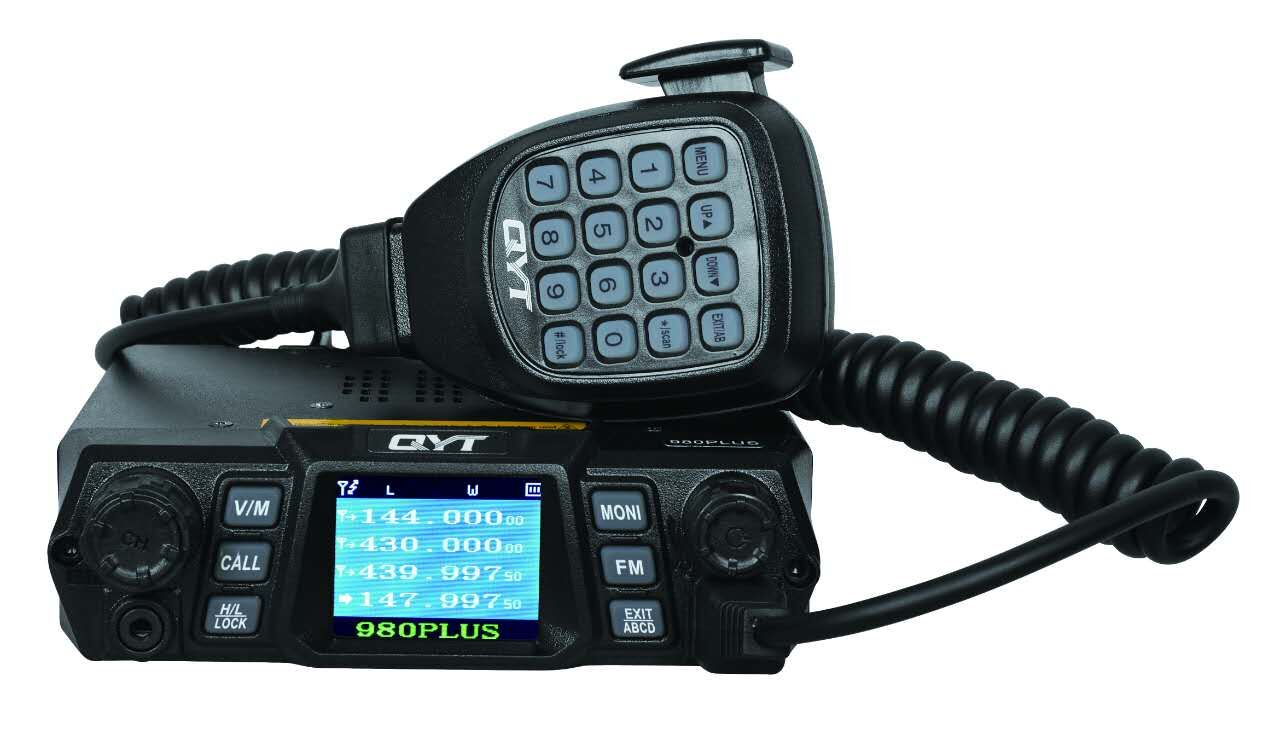 QYT-980PLUS Car Radio
