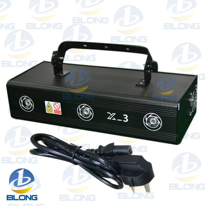 X-3 RGB 700mw stage laser light stage lighting projector