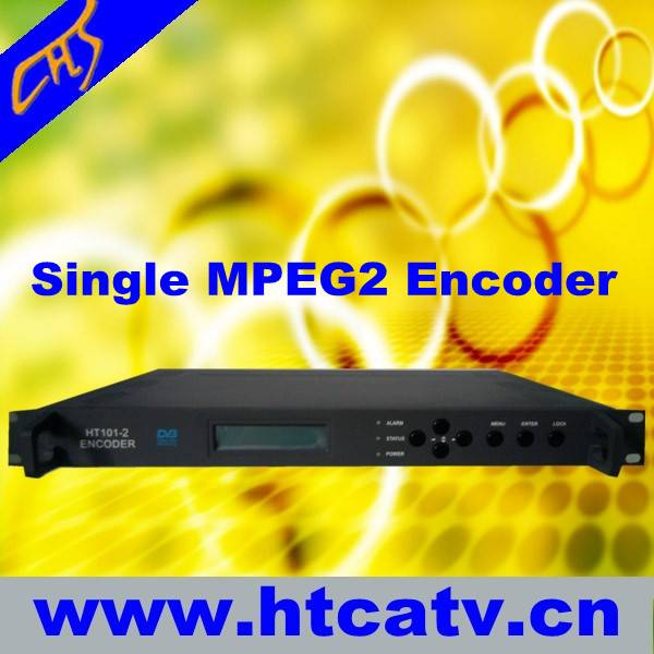 broadcast system digital MPEG 2 Encoder