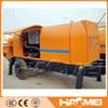 Hot Sale HBT60S1413-130R Trailer Concrete Pump professional supplier