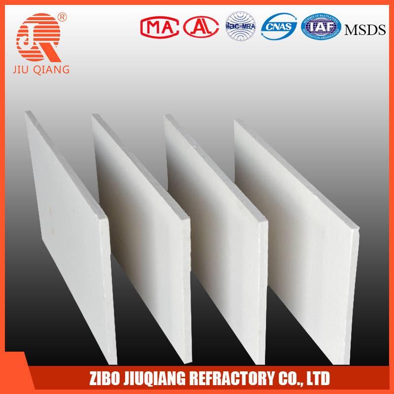 Aluminium silicate insulation sheets high alumina ceramic fiber board