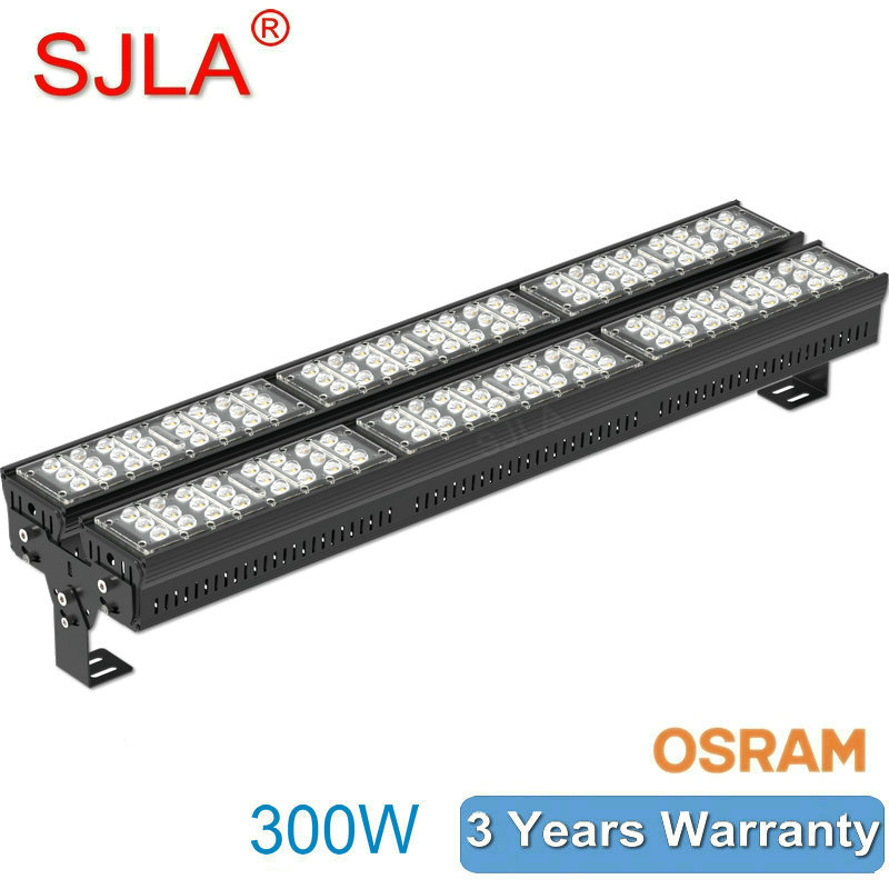 IP65 Led bar wall washer light waterproof Projection Billboard Warm White Cold White 300W Floodlight