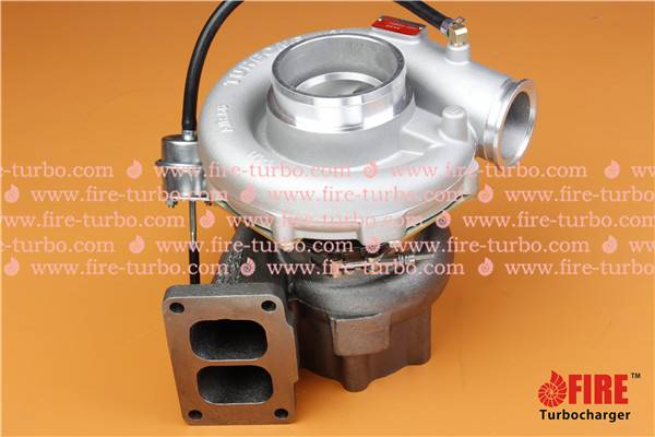 China SINO Truck   Turbocharger GT45