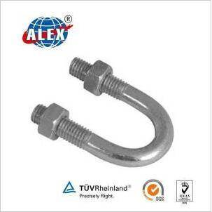 Attach Piping U Bolt with HDG Surface
