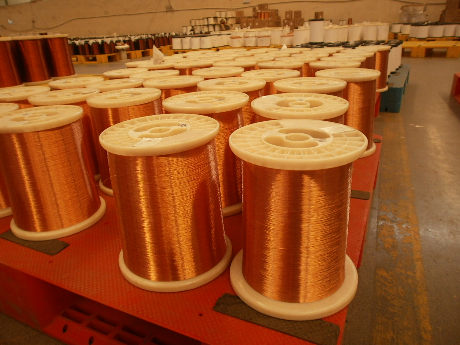 Enameled wire,copper wire,winding wire from double feather