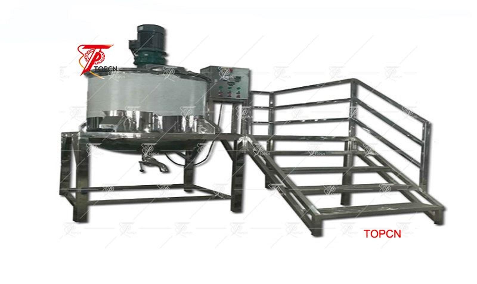 Stainless Steel Blending Tank