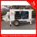 Stationery Concrete Pump (SP15.10.56D)