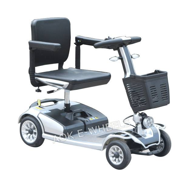 Nice Design 200W24V Four Wheel Mobility Scooter for Old People (ES-030)