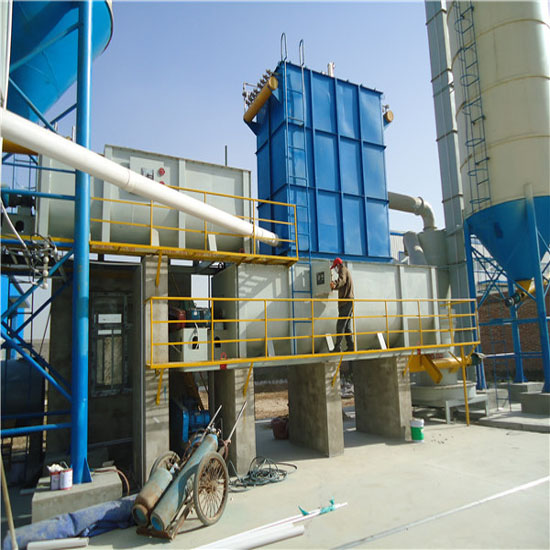 slaked lime production equipmemt