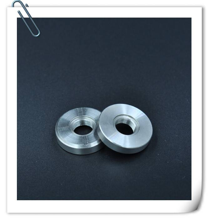 high precision custom CNC turning metal machining tooling parts
