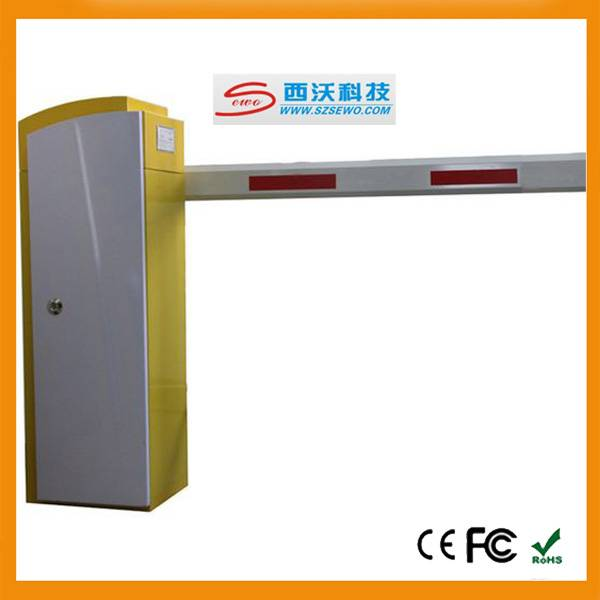 Stylish Automatic Parking Barrier Gate